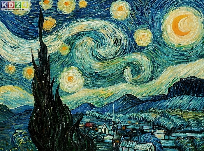 starry night ku