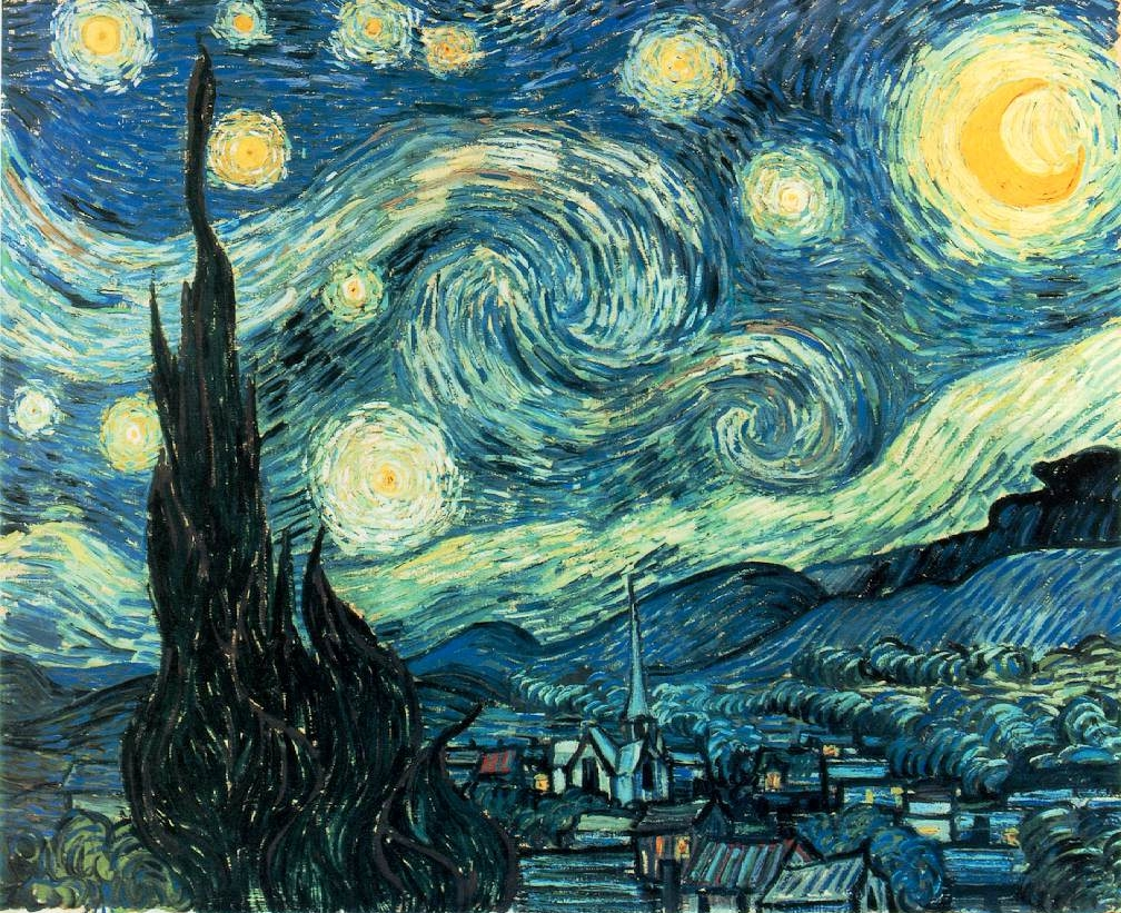 starry night or