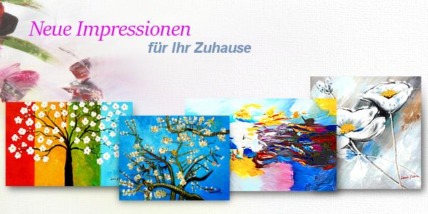 Favorit Gemälde Ölgemälde und Rahmen mit Gemälde SHOP ZB33